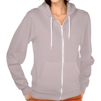 Color Mauve:  Apparel Flex Fleece Zip Hoodie