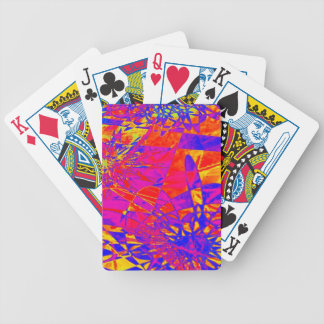 Color Space deck Bicycle Playing Cards