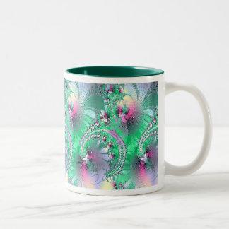 Color Studies Tea/Coffee Two-Tone Coffee Mug