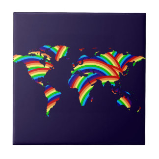 color the world . maps tile