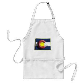 Colorado (3d) standard apron