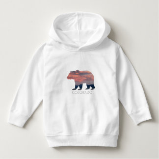 Colorado Bear | Sunset | Kids Hoodie