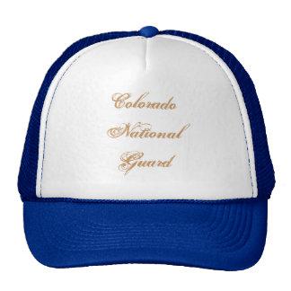 Colorado National Guard Mesh Hats