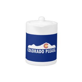 Colorado Please