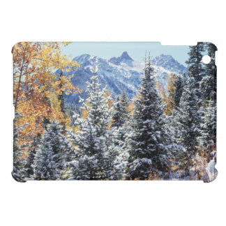 Colorado, San Juan Mountains, First snow iPad Mini Cover