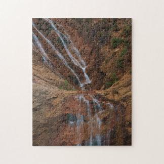 Colorado Seven Falls PUZZLE