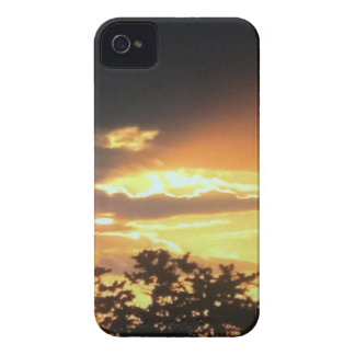Colorado Sunset iPhone 4 Cases