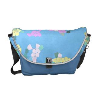 Colorful Abstract Bag Design Messenger Bag
