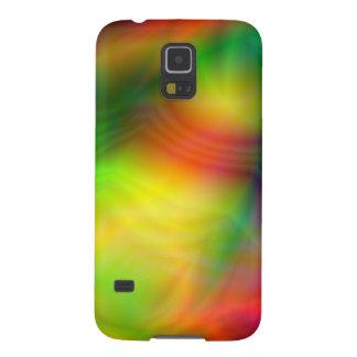 Colorful abstraction Samsung Galaxy Nexus Case