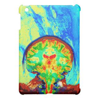 colorful brain explosion! iPad case