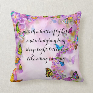 Good Night Baby Cushions Decorative Throw Cushions Zazzle Nz
