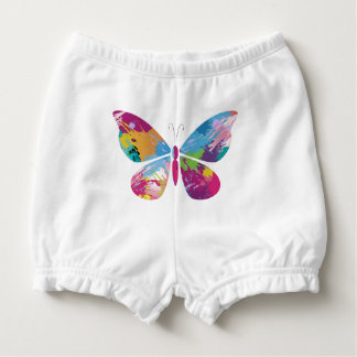 Colorful Butterfly Diaper Cover Nappy Cover