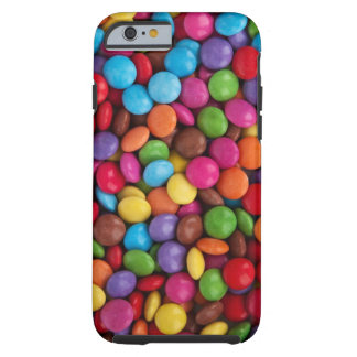 Colorful Chocolate Candy Tough iPhone 6 Case