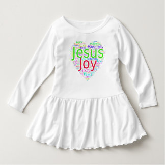 Colorful Christian Expressions Dress