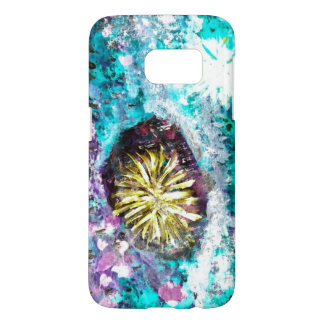 Colorful Coral Reef Sea Urchin