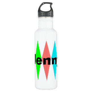 Colorful Diamonds 710 Ml Water Bottle