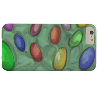Colorful eggs painting handmade . barely there iPhone 6 plus case