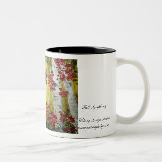 Colorful Fall Mug