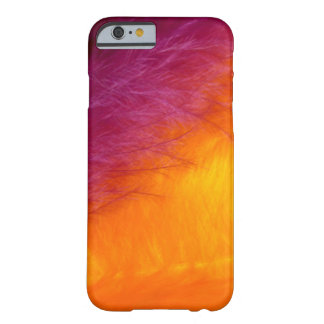 Colorful Feathers Barely There iPhone 6 Case