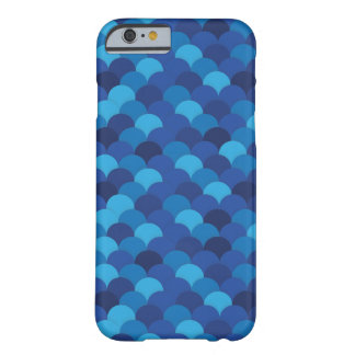 Colorful Fish Scale iphone 6 Cases Barely There iPhone 6 Case