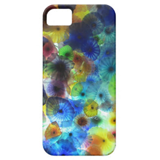 Colorful Floating Jellyfish Phone Case