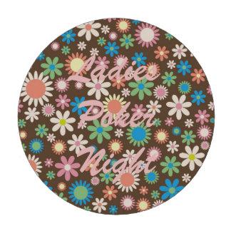 Colorful Floral Poker Chip Poker Chip Set