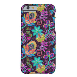 Colorful Glass Beads Look Retro Floral Design Barely There iPhone 6 Case