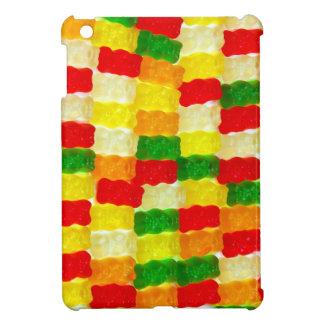 Colorful gummi bear ipad mini case