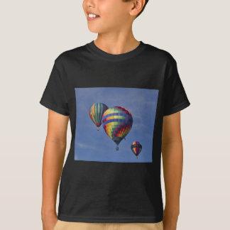 Colorful Hot Air Balloon Race T-Shirt