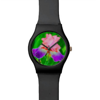 Colorful Iris Watch