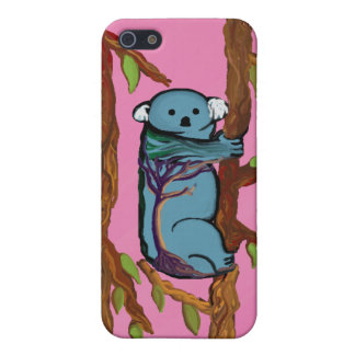 Colorful Koala iPhone 5/5S Cases