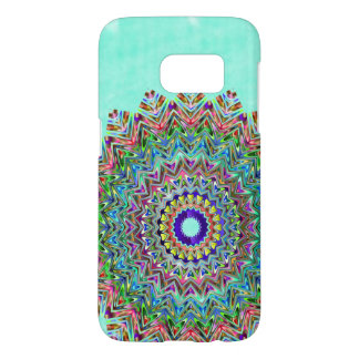 Colorful Mandala Patterned Phone Case
