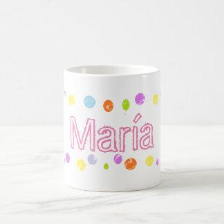 Colorful mug for girls