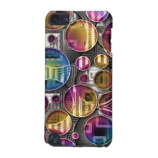 Colorful Orbs - Abstract Art iPod Touch 5G Case
