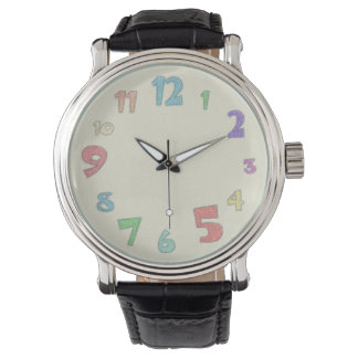 Colorful Pastel Watch