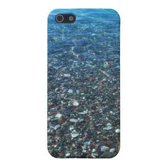 Colorful pebbles under water iPhone4 Speck Case