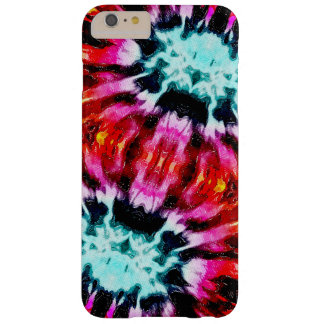 Colorful Poinsettia Abstract Barely There iPhone 6 Plus Case
