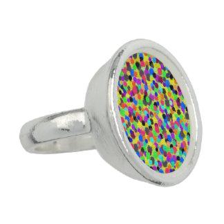 Colorful Polka Dots Designer