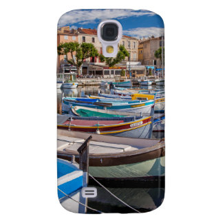Colorful sailboats galaxy s4 case