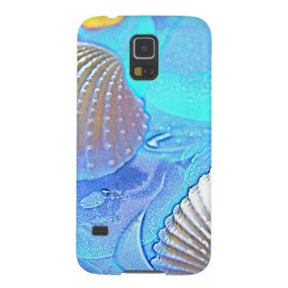 Colorful Sea Glass Galaxy S5 Cases