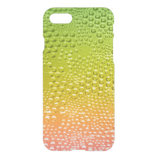 Colorful Sparkling Water Bubble Abstract Pattern iPhone 7 Case