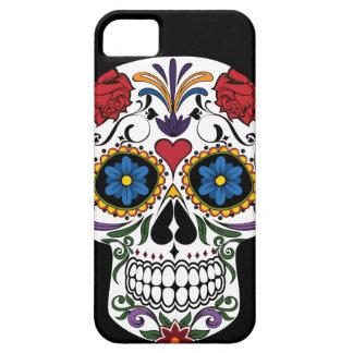 Colorful Sugar Skull iPhone 5 Case