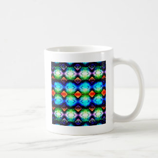 Colorful Textured Abstract Coffee Mug