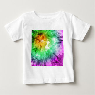 Colorful Tie Dye Design T Shirt