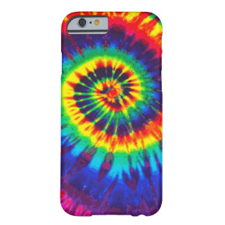 Colorful Tie-Dye iPhone 6 case Barely There iPhone 6 Case