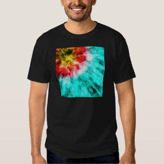 Colorful Tie Dye Shirts