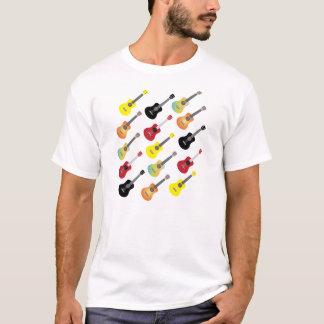 Colorful Ukulele Collections Shirt