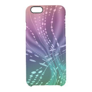 Colorful Uncommon iPhone 6 Clearly™ Deflector Case