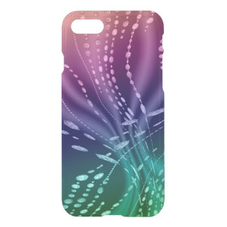 Colorful Uncommon iPhone 7 Clearly™ Deflector Case