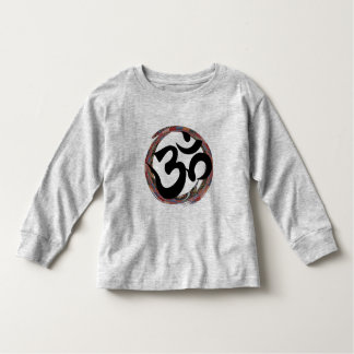 Colorful Zen Ohm Toddler T-Shirt